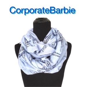 Accessories - Large Nautical Starfish Scarf